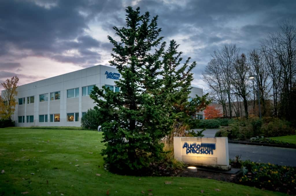 Audio Precision Headquarters in Beaverton, OR, USA
