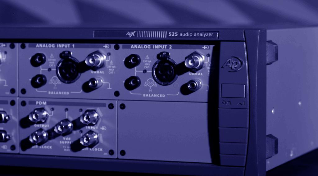 Audio Precision Analyzers & Accessories