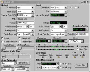 2700 Series Digital I/O Panel