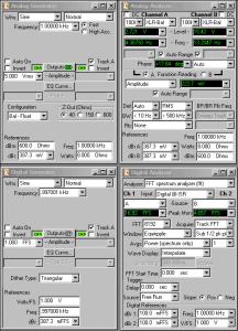 2700 Series Generator Panels