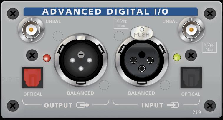 Advanced Digital I/O Module for APx Analyzers