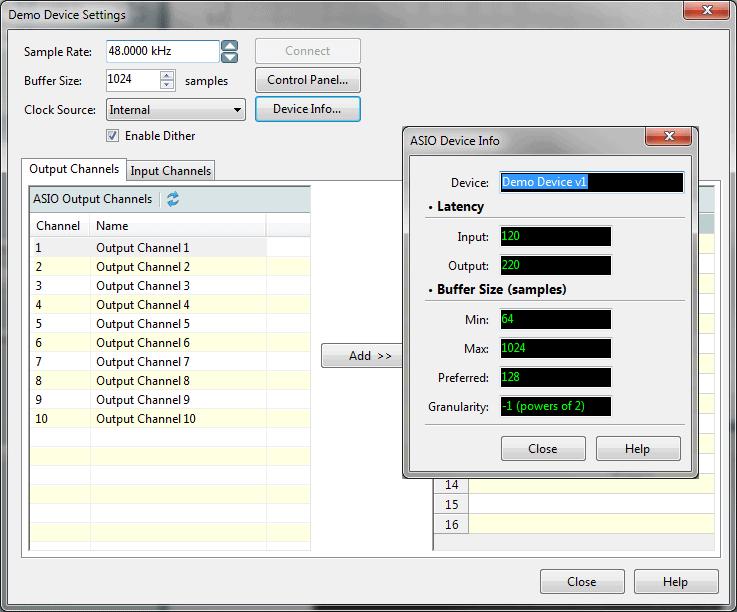 Asio output pluginh33tdarling