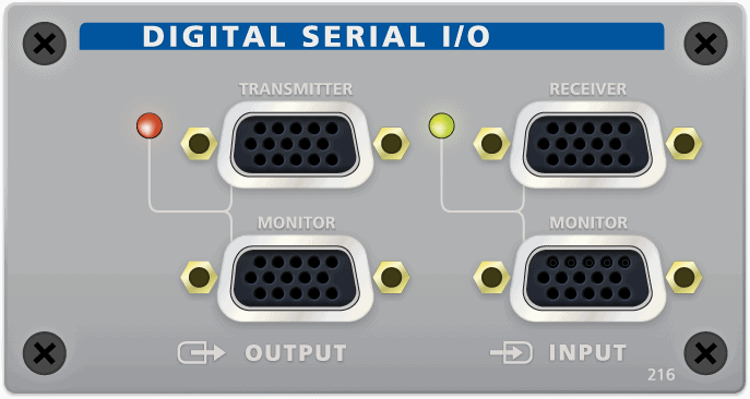 Digital Serial Module for APx Series Audio Analyzers