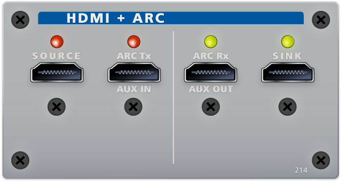 HDMI Module for APx Series Audio Analyzers