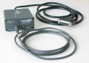 USB APIB adapter for 2700 Series, System Two Cascade Plus, System Two Cascade and ATS-2 analyzers