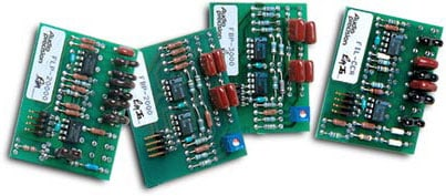 Option filters for 2700 Series, Portable One, ATS-1 and legacy audio analyzers from Audio Precision