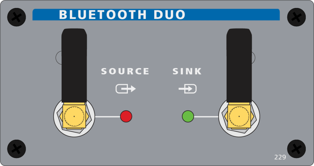 APx Bluetooth Duo Module