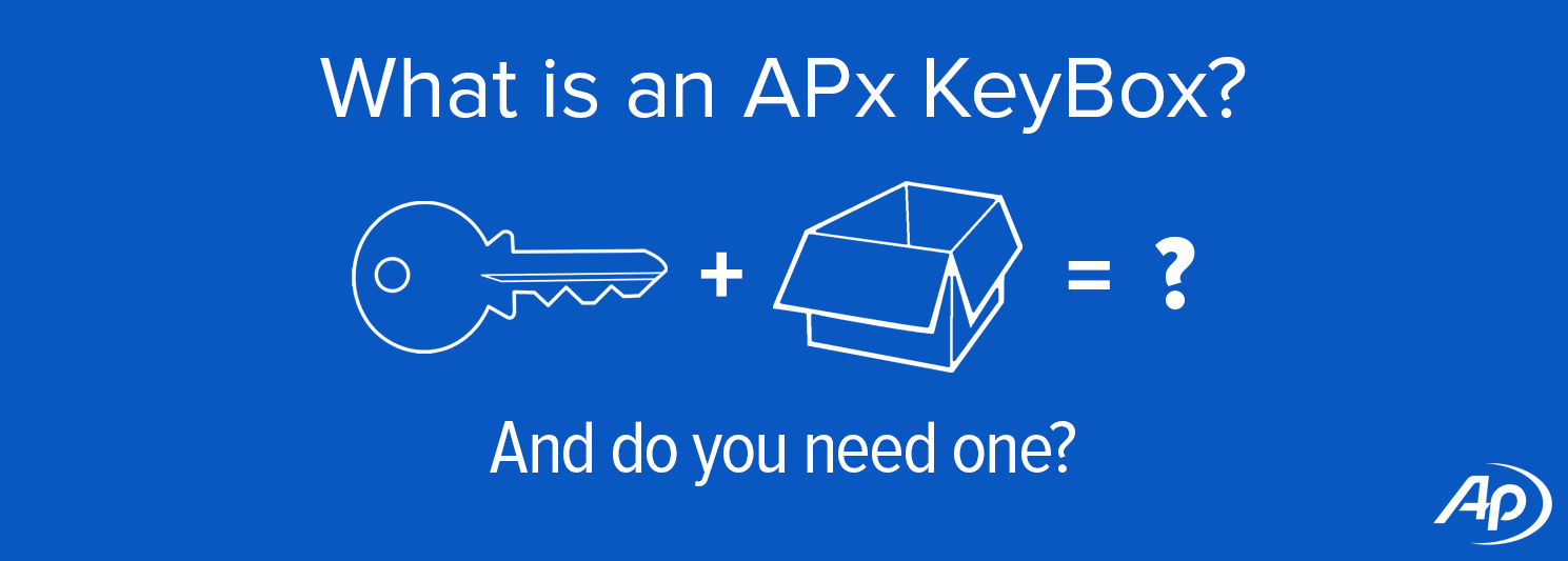 Click the banner to learn more about the APx KeyBox and version 4.6 software