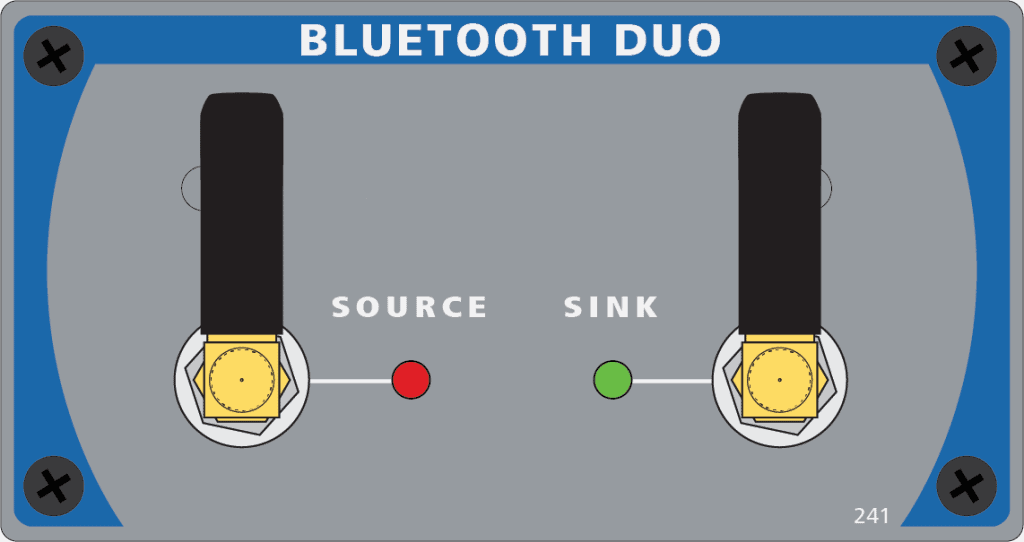 Bluetooth Duo Module for APx B Series Audio Analyzers
