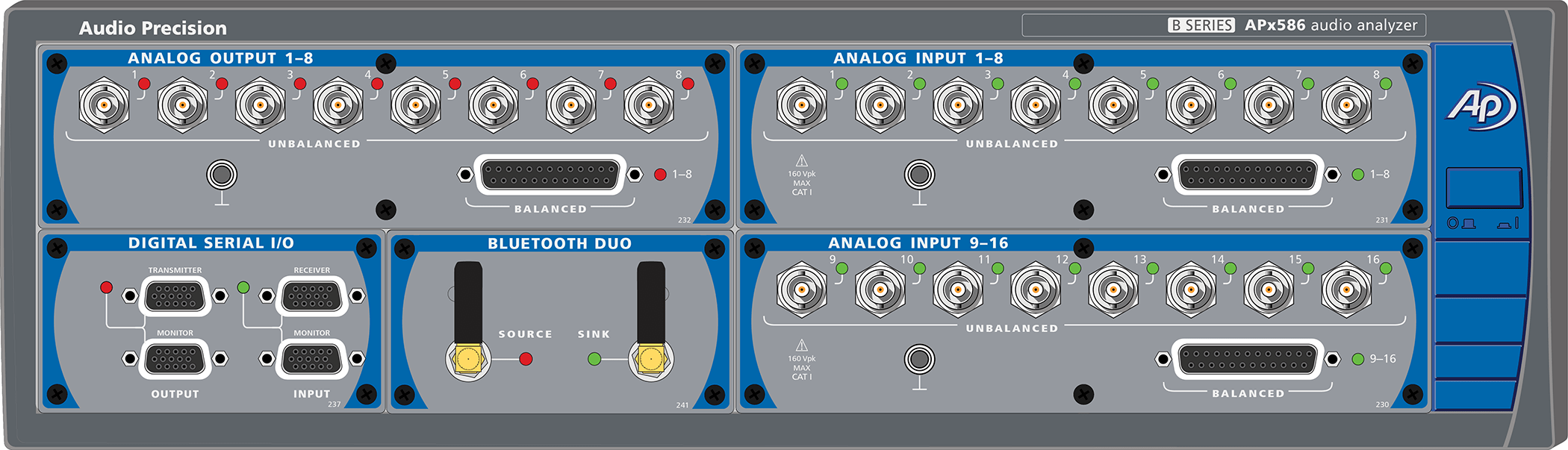 Apx58x Audio Analyzer Precision The Global Leader Circuit Design Suite Screenshot 14