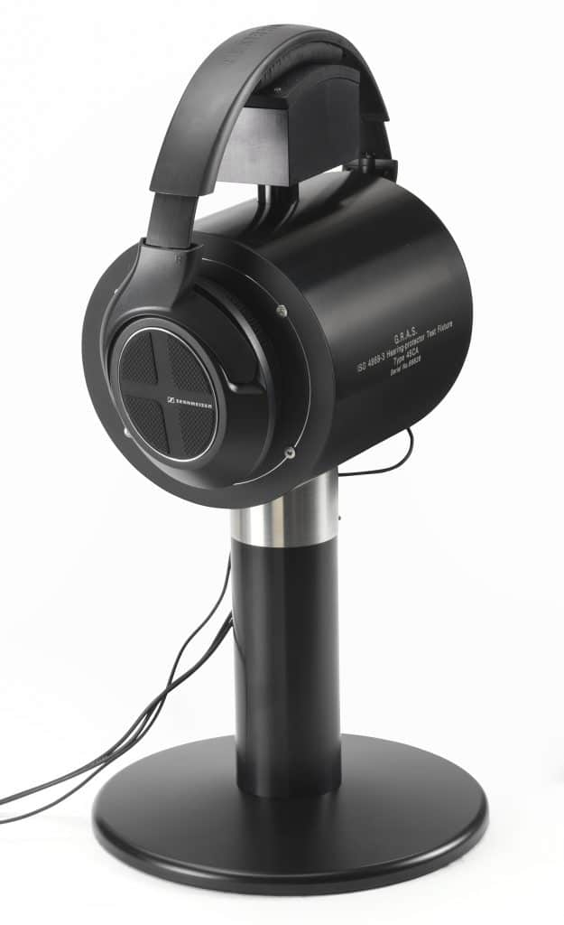 GRAS 45CA Headphone Test Fixture