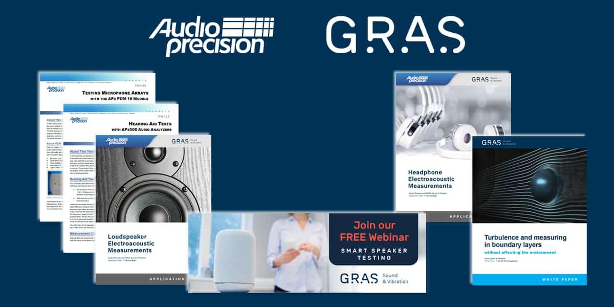 Loudspeaker Electroacoustic Measurements